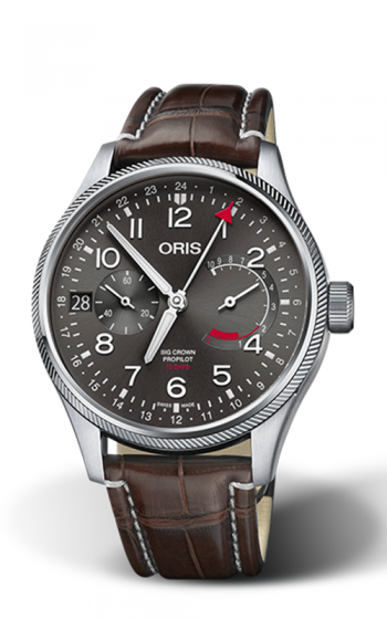 Oris Calibre 114 Watch 01 114 7746 4063-Set 1 22 72FC product image