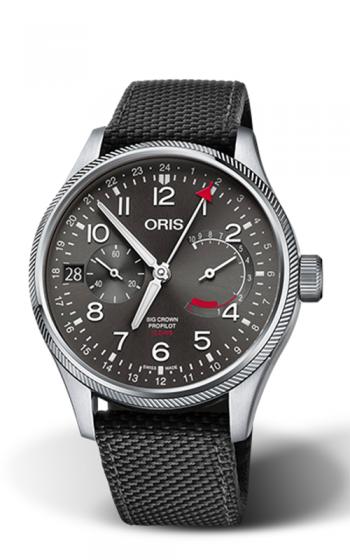 Oris Calibre 114 Watch 01 114 7746 4063-SET 5 22 15FC product image