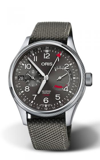 Oris Calibre 114 Watch 01 114 7746 4063-SET 5 22 17FC product image