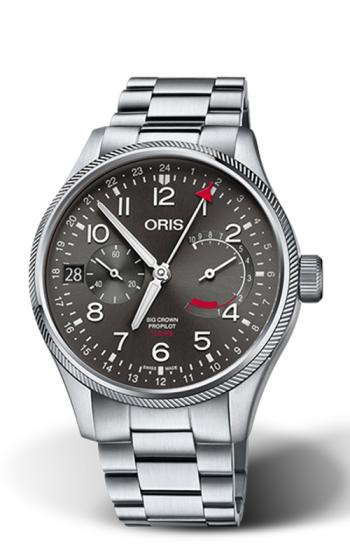 Oris Calibre 114 Watch 01 114 7746 4063-Set 8 22 19 product image