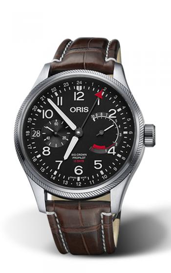Oris Calibre 114 Watch 01 114 7746 4164-SET 1 22 72FC product image