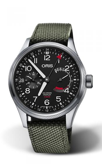 Oris Calibre 114 Watch 01 114 7746 4164-SET 5 22 14FC product image