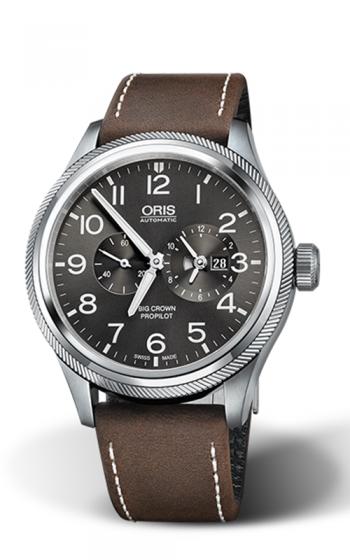 Oris Worldtimer Watch 01 690 7735 4063-07 5 22 05FC product image