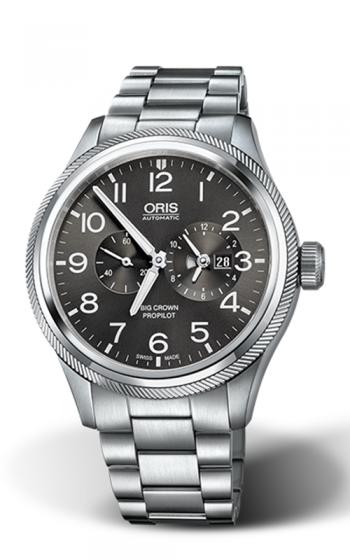 Oris Worldtimer Watch 01 690 7735 4063-07 8 22 19-1 product image