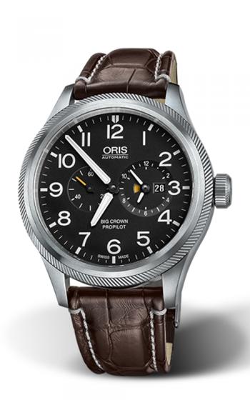 Oris Worldtimer Watch 01 690 7735 4164-07 1 22 72FC product image