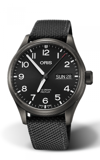 Oris Big Day Date Watch 01 752 7698 4264-07 5 22 15GFC product image