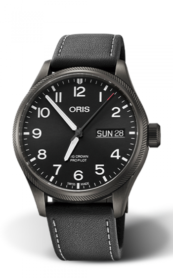 Oris Big Day Date Watch 01 752 7698 4264-07 5 22 19GFC product image