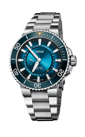 Oris Divers Clean Ocean Limited Edition Watch 01 743 7734 4185-Set product image