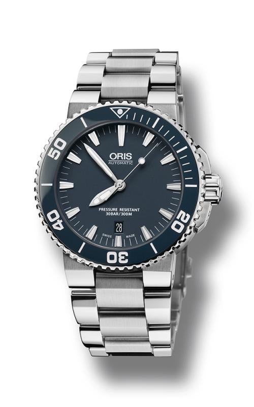 Oris Diving Aquis Date Watch 01 733 7653 4155-07 8 26 01PEB product image