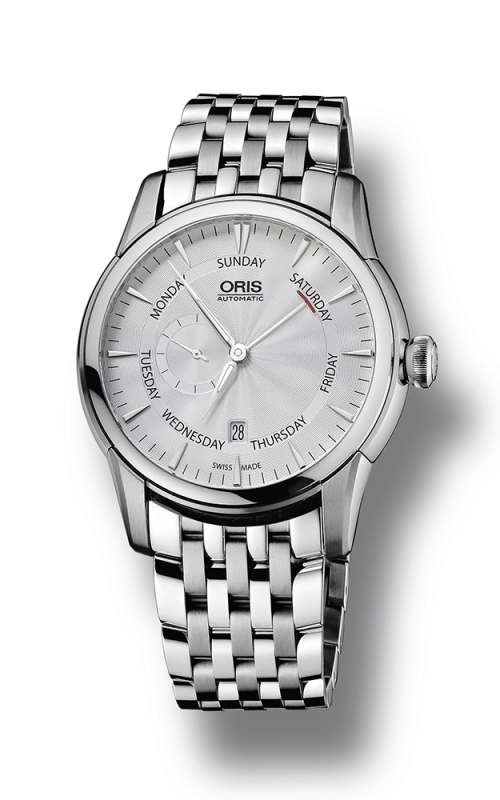 Oris Culture Artelier Small Second, Pointer Day Watch 01 745 7666 4051-07 8 23 77 product image