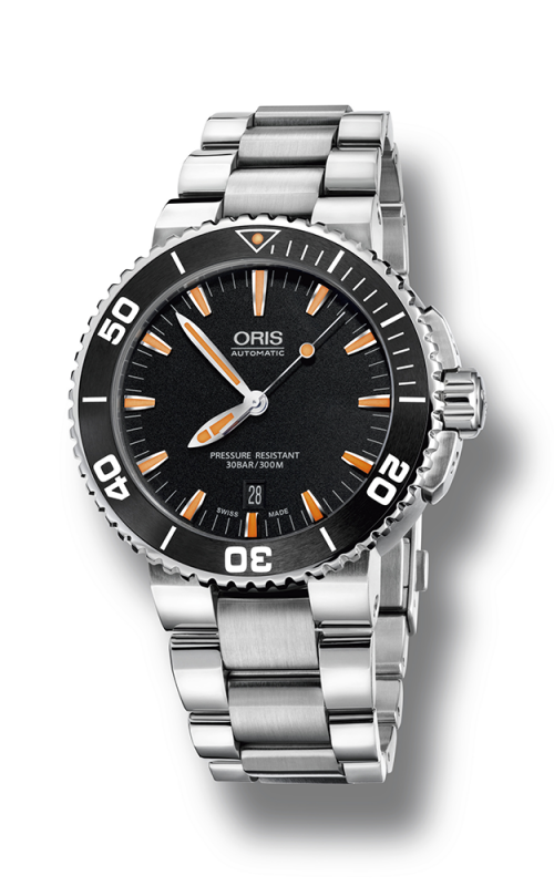 Oris Diving Aquis Date Watch 01 733 7653 4159-07 8 26 01PEB product image