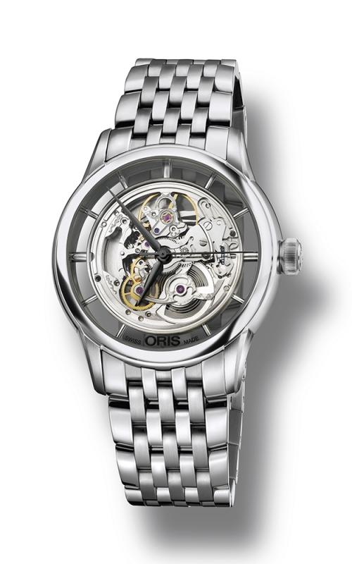Oris Culture Artelier Translucent Skeleton Watch 01 734 7684 4051-07 8 21 77 product image
