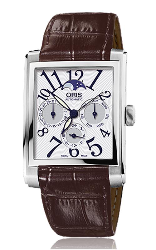 Oris Culture Rectangular Complication Watch 01 582 7658 4061-07 5 23 70FC product image