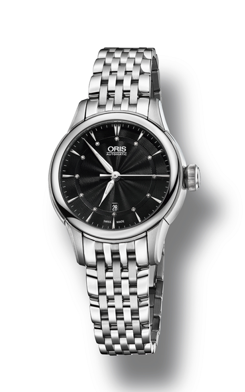 Oris Culture Artelier Date Diamonds Watch 01 561 7687 4094-07 8 14 77 product image