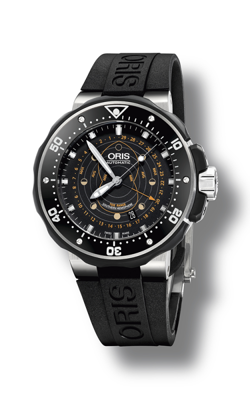 Oris Diving ProDiver Pointer Moon Watch 01 761 7682 7134-Set product image