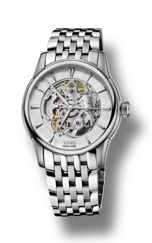 Oris Culture Artelier Skeleton Watch 01 734 7670 4051-07 8 21 77 product image