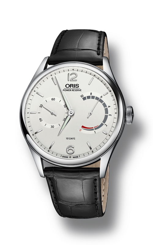 Oris Culture Artelier 110 Years Limited Edition Watch 01 110 7700 4081-Set LS product image