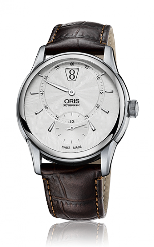 Oris Culture Artelier Jumping Hour Watch 01 917 7702 4051-07 1 21 73FC product image
