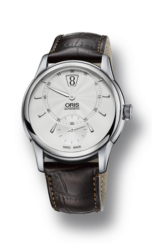 Oris Culture Artelier Jumping Hour Watch 01 917 7702 4051-07 5 21 70FC product image