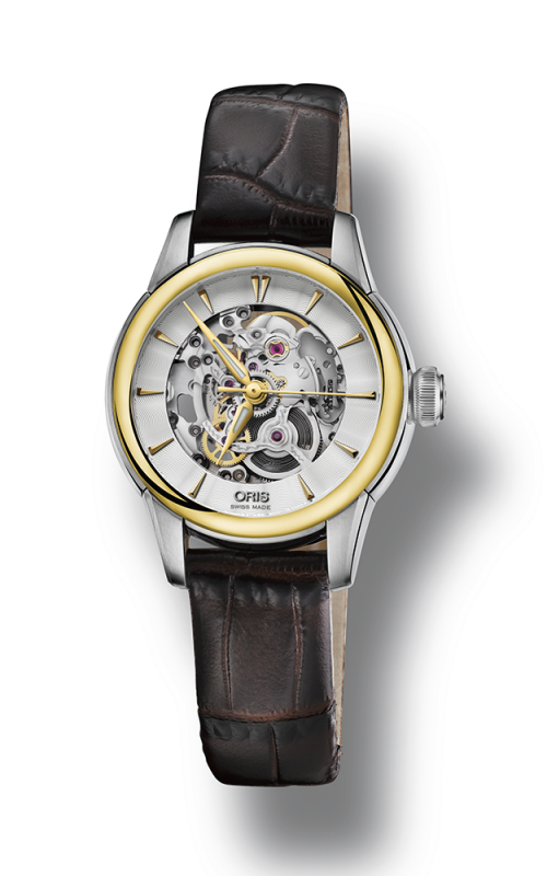 Oris Culture Artelier Skeleton Watch 01 560 7687 4351-07 5 14 70FC product image