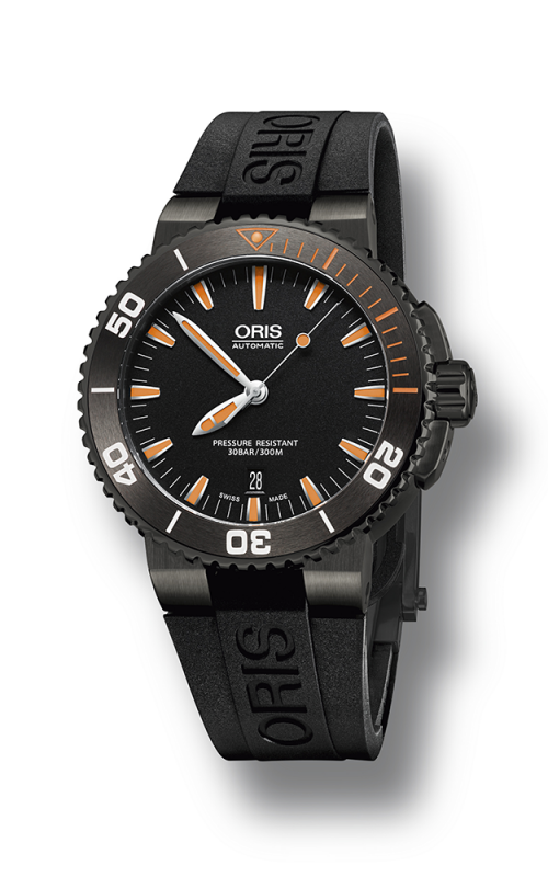 Oris Diving Aquis Date Watch 01 733 7653 4259-07 4 26 34GEB product image