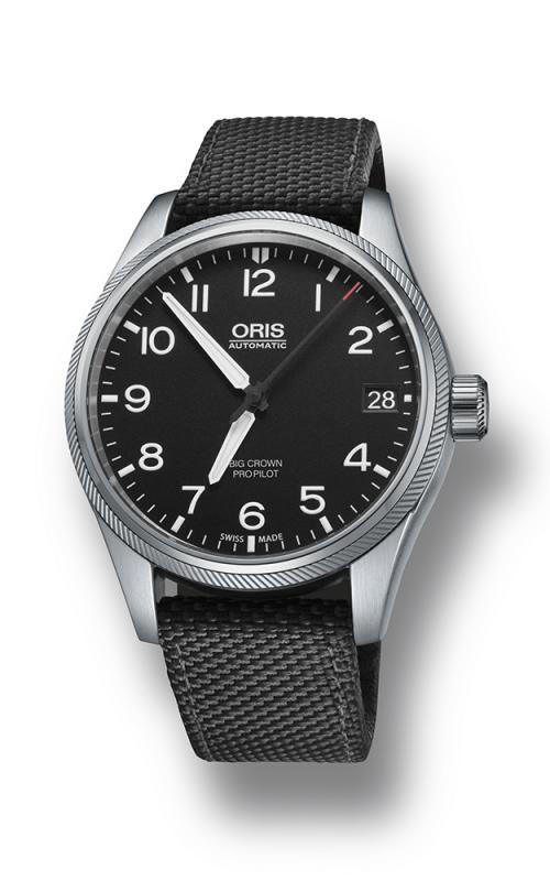 Oris Aviation Big Crown ProPilot Date Watch 01 751 7697 4164-07 5 20 15FC product image
