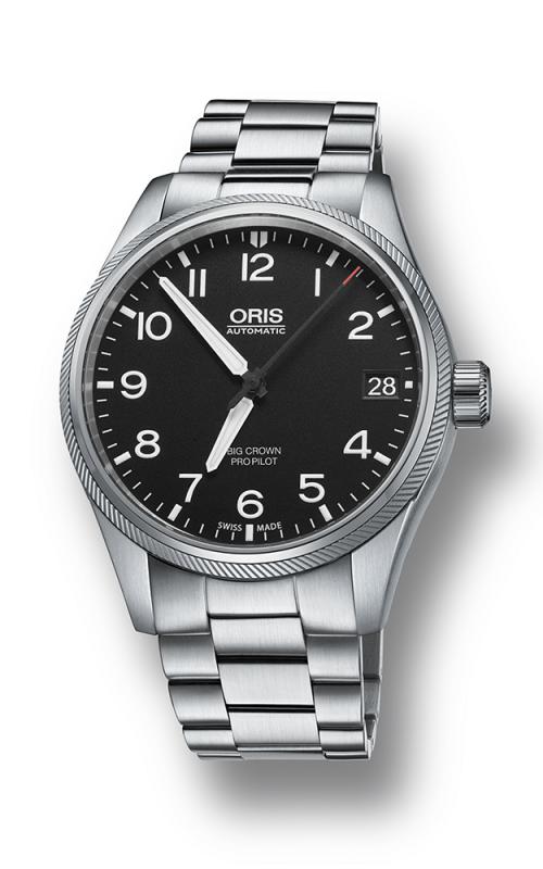 Oris Aviation Big Crown ProPilot Date Watch 01 751 7697 4164-07 8 20 19 product image