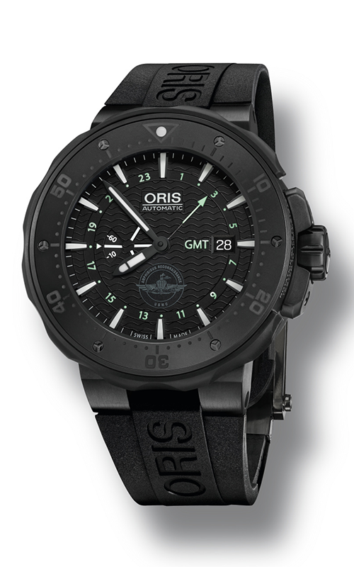 Oris Diving ProDiver Force Recon GMT Watch 01 747 7715 7754-Set product image