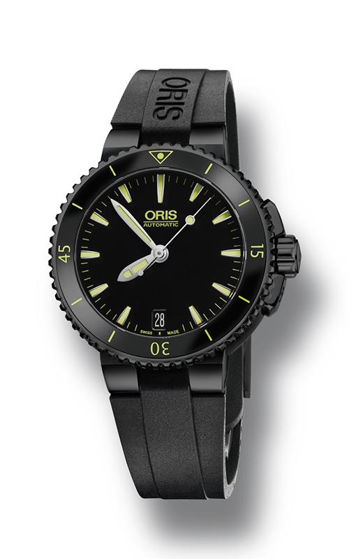 Oris Diving Aquis Date Watch 01 733 7652 4722-07 4 18 34B  product image