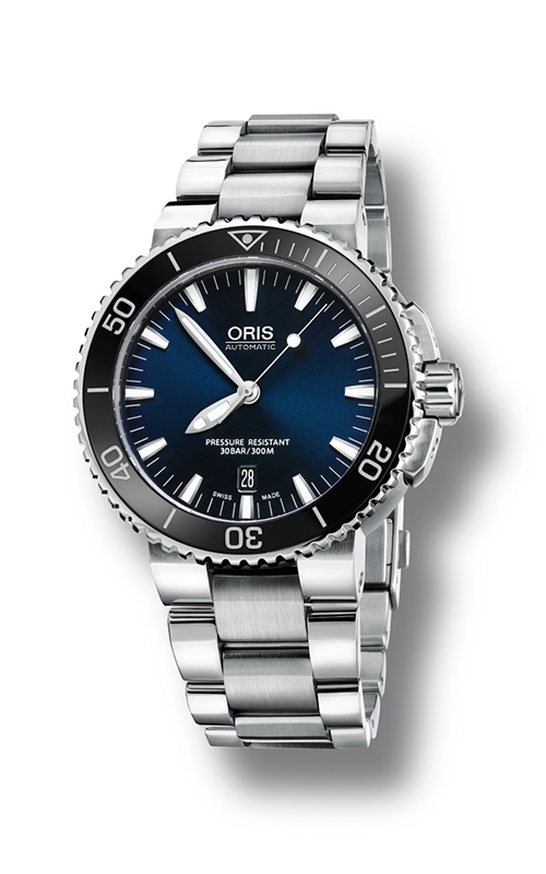 Oris Diving Aquis Date Watch 01 733 7653 4135-07 8 26 01PEB product image