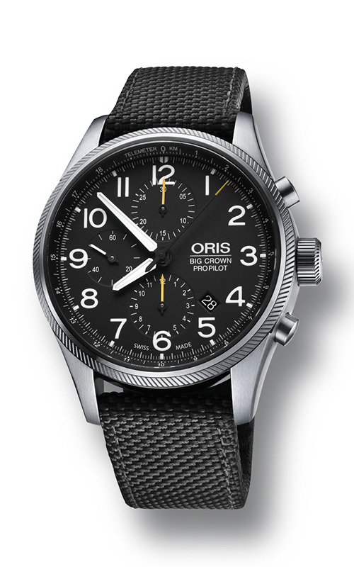Oris Chronograph  Watch 01 774 7699 4134-07 5 22 15FC product image