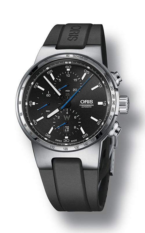 Oris Motor Sport Williams Chronograph Watch 01 774 7717 4154-07 4 24 50 product image