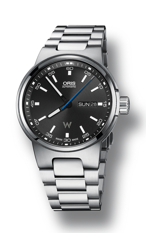 Oris Motor Sport Williams Day Date Watch 01 735 7716 4154-07 8 24 50 product image