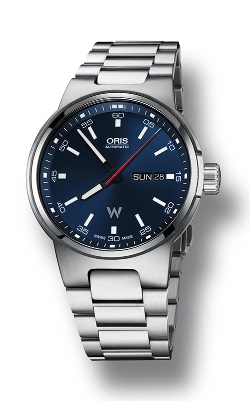 Oris Motor Sport Williams Day Date Watch 01 735 7716 4155-07 8 24 50 product image