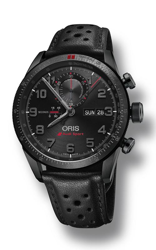 Oris Motor Sport Audi Sport Limited Edition Watch 01 778 7661 7784-Set LS product image