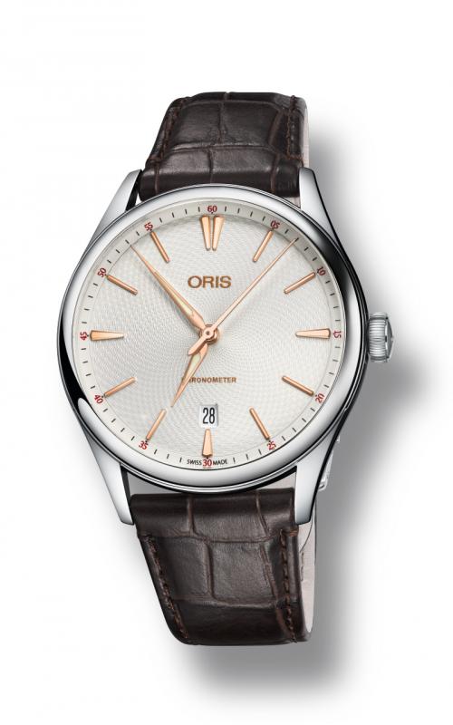 Oris Culture Artelier Chronograph Date Watch 01 737 7721 4031-07 5 21 65FC  product image