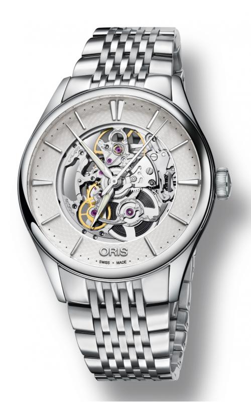 Oris Artelier Skeleton Watch 01 734 7721 4051-07 8 21 79 product image