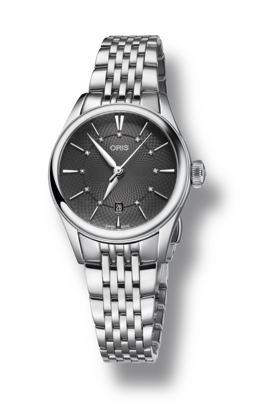 Oris Artelier Date Diamonds Watch 01 561 7722 4053-07 8 14 79 product image
