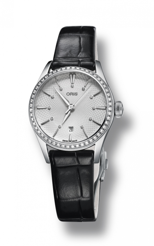 Oris Artelier Date Diamonds Watch 01 561 7722 4951-07 5 14 64FC product image