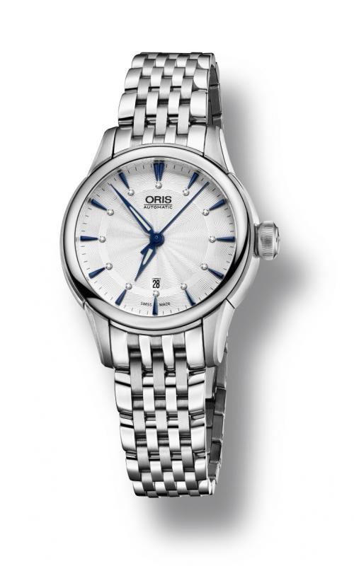 Oris Culture Artelier Date Diamonds Watch 01 561 7687 4031-07 8 14 77 product image