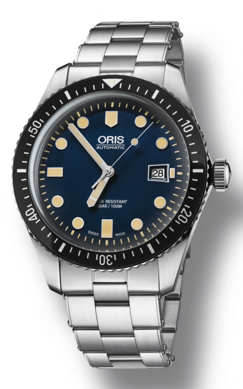 Oris Divers Sixty-Five  Watch 01 733 7720 4055-07 8 21 18 product image