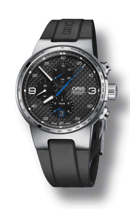 Oris Motor Sport Williams Chronograph Watch 01 774 7717 4164-07 4 24 50  product image