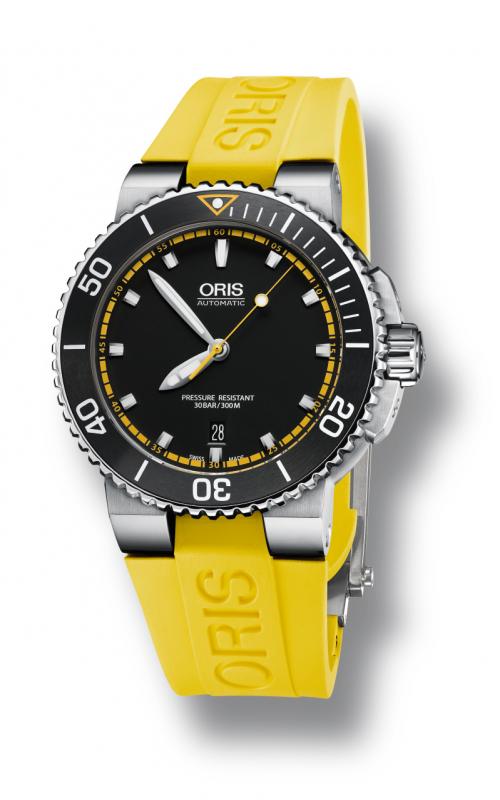 Oris Diving Aquis Date Watch 01 733 7653 4127-07 4 26 33EB product image