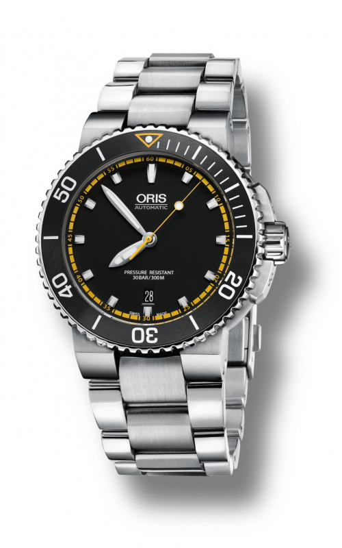 Oris Diving Aquis Date Watch 01 733 7653 4127-07 8 26 01PEB  product image
