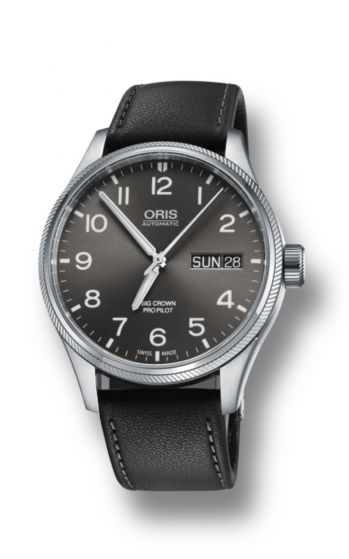 Oris Aviation Big Crown ProPilot Day Date Watch 01 752 7698 4063-07 5 22 19FC product image