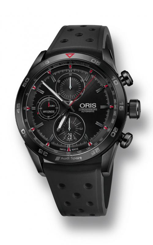 Oris Motor Sport Audi Sport Limited Edition III Watch 01 774 7661 7784-Set RS product image