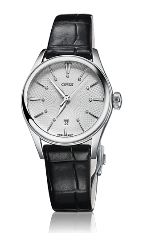 Oris Artelier Date Diamonds Watch 01 561 7722 4051-07 5 14 64FC product image