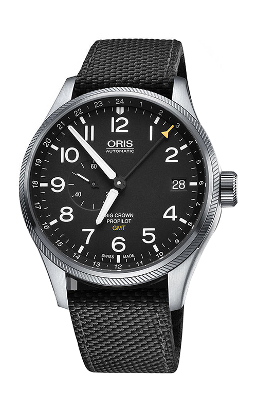Oris Aviation Big Crown ProPilot Date Watch 01 748 7710 4164-07 5 22 15FC product image