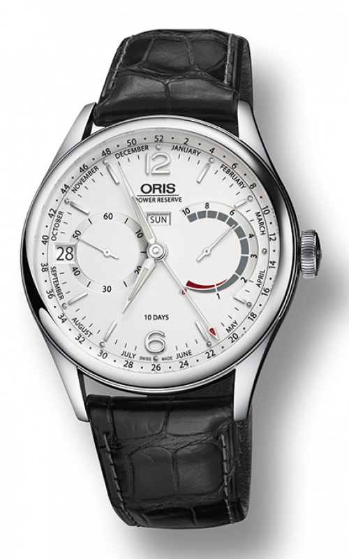 Oris Culture Artelier Calibre 113 Watch 01 113 7738 4061-Set 1 23 72FC product image