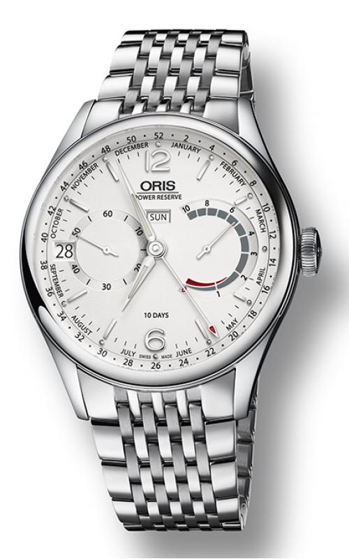 Oris Culture Artelier Calibre 113 Watch 01 113 7738 4061-Set 8 23 79PS product image